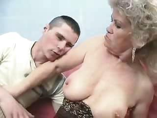 Mom Old And Young Pornstar