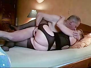 Amateur Ass Homemade Older Pantyhose Wife