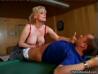 Big Tits Handjob Mom Natural Old And Young