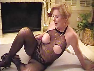 Amateur Lingerie Pantyhose Wife