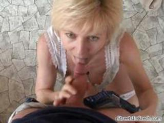 Amateur Blowjob European Mature Mom Old And Young Pov Skinny