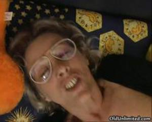 Glasses Orgasm Teacher