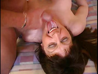 British Cumshot European Swallow