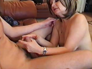 Amateur Handjob Mature Mom Old And Young Small Cock