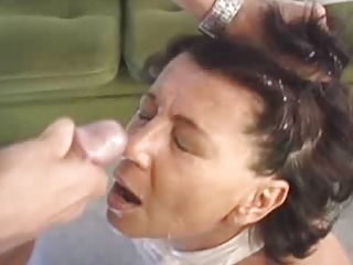 Asian Brunette Cumshot Facial Forced Hardcore