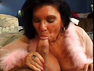 Big Cock Blowjob Brunette Wife