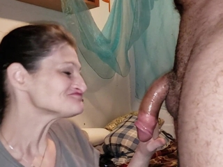 Blowjob Old And Young Swallow